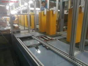 nhà máy sản xuất barrier tự động Baisheng chính hãng