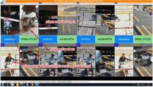 phần mềm nhận dạng biển số xe