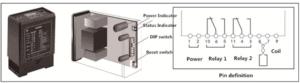 Tính năng của bộ dò vòng từ PD-132