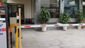 Bãi xe thông minh cho tòa nhà văn phòng