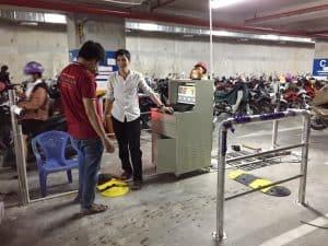 máy giữ xe thông minh giá rẻ tại tp.hcm