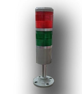 Đèn tháp xanh đỏ