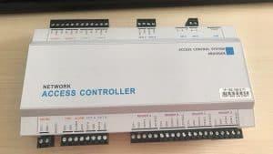 Bộ controller điều khiển 4 đầu đọc 2 barrier