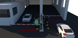 Tiêu chuẩn xây dựng bãi đậu xe chung cư