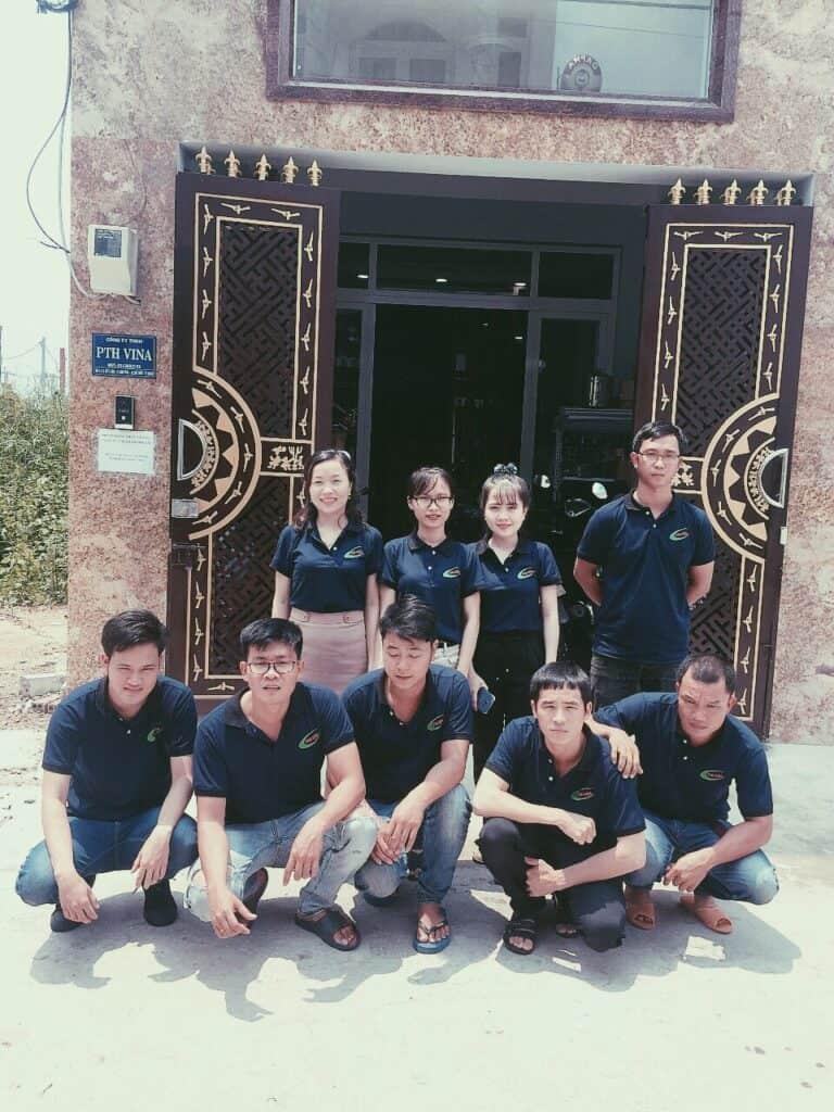 Đội ngũ nhân viên PTH