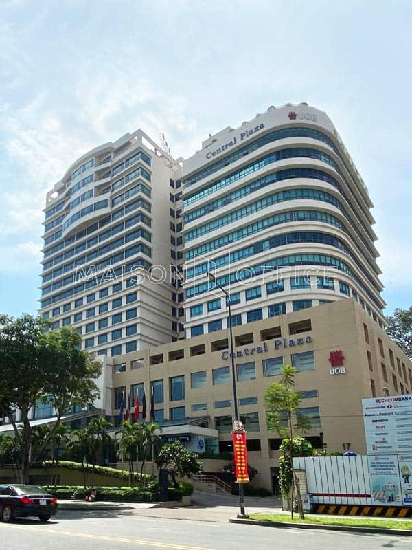 Tòa nhà Central Plaza Q1