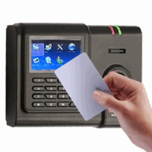 Máy chấm công thẻ từ