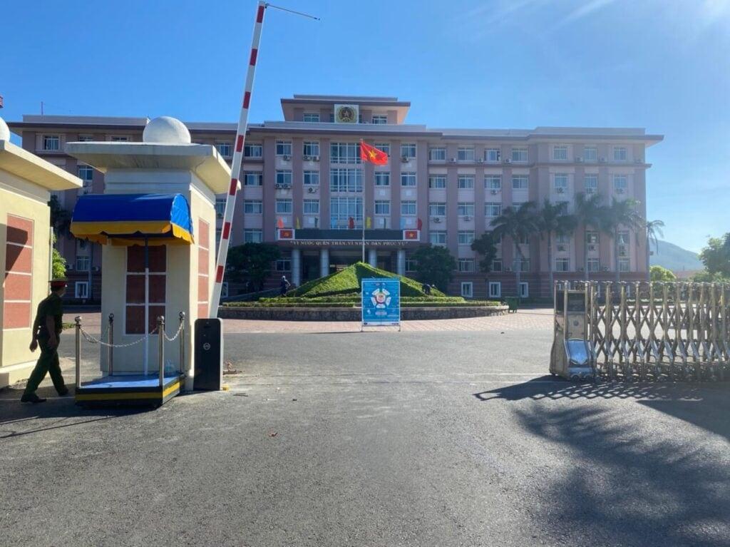 Lắp đặt barie tự động tại Đà Nẵng giá rẻ