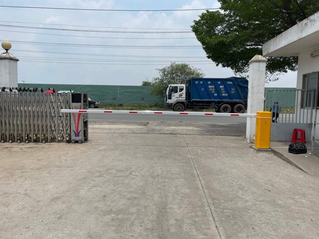 Giá lắp đặt barie tự động tại Phú Yên - Quy Nhơn - Bình Định