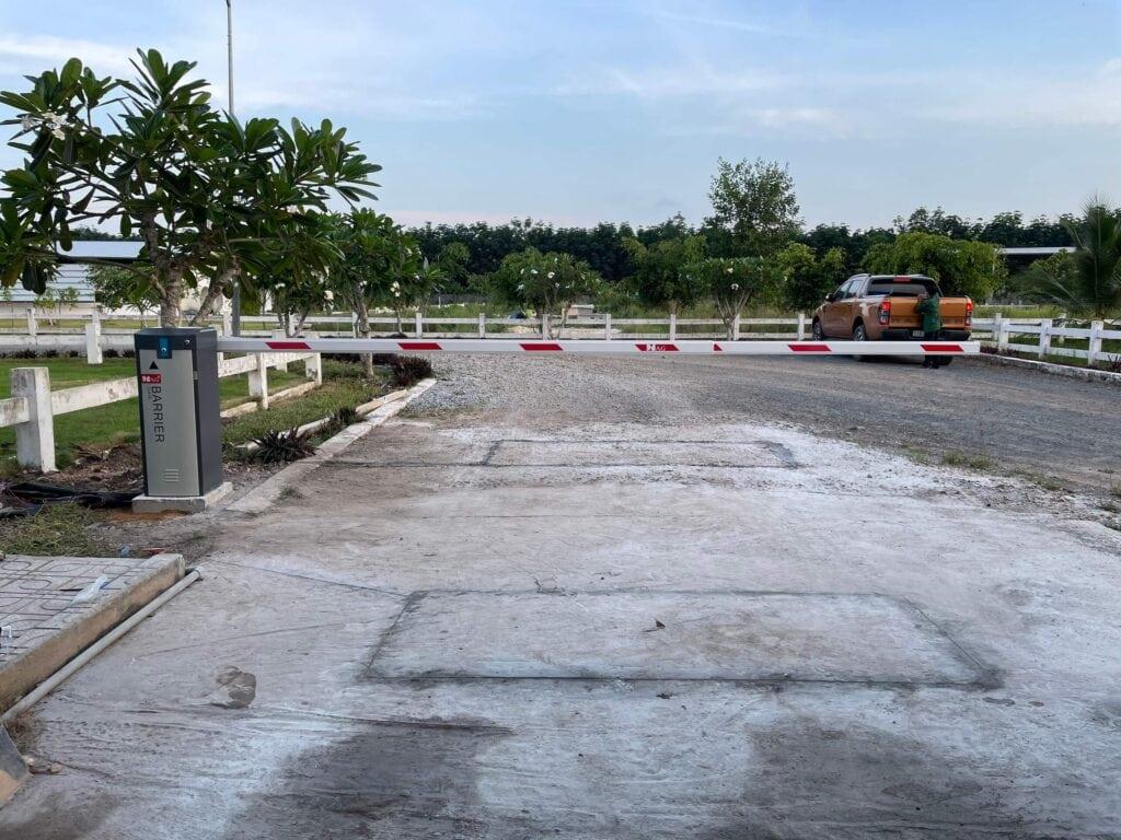 Lắp đặt barie tự động tại Tây Ninh - Bình Phước giá rẻ