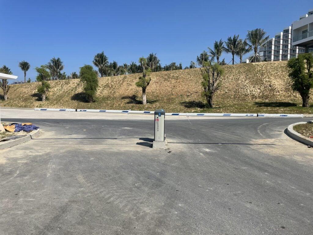 Lắp đặt barie tự động giá rẻ tại Bà Rịa Vũng Tàu